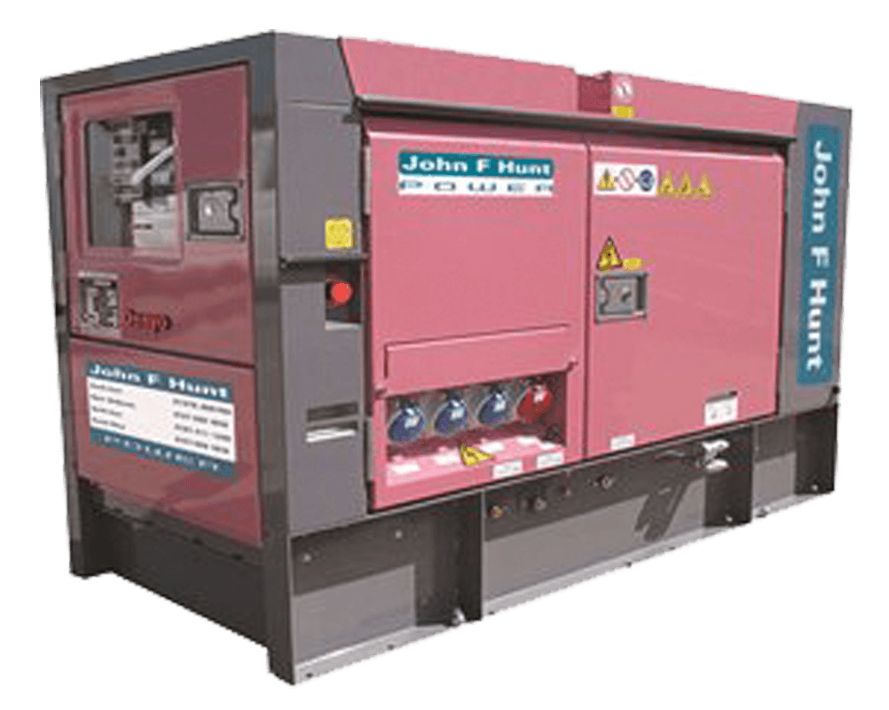 21 - 30 kVa Generators for sale