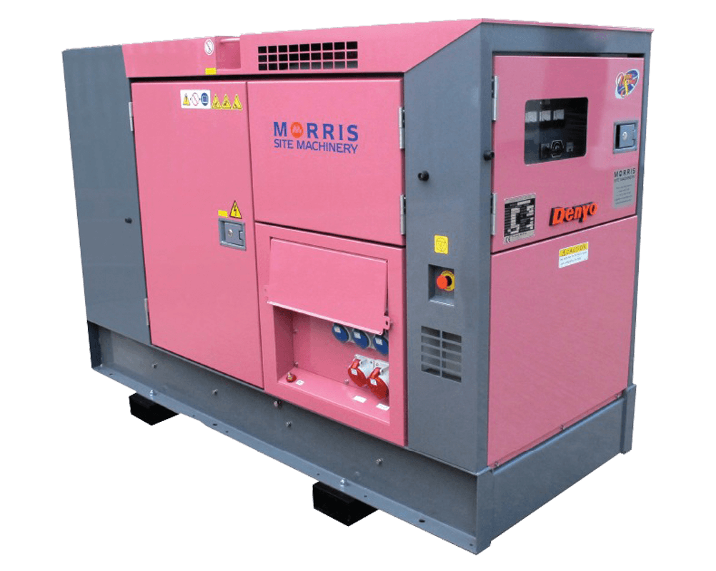 51 - 65 kVa Generators for Sale