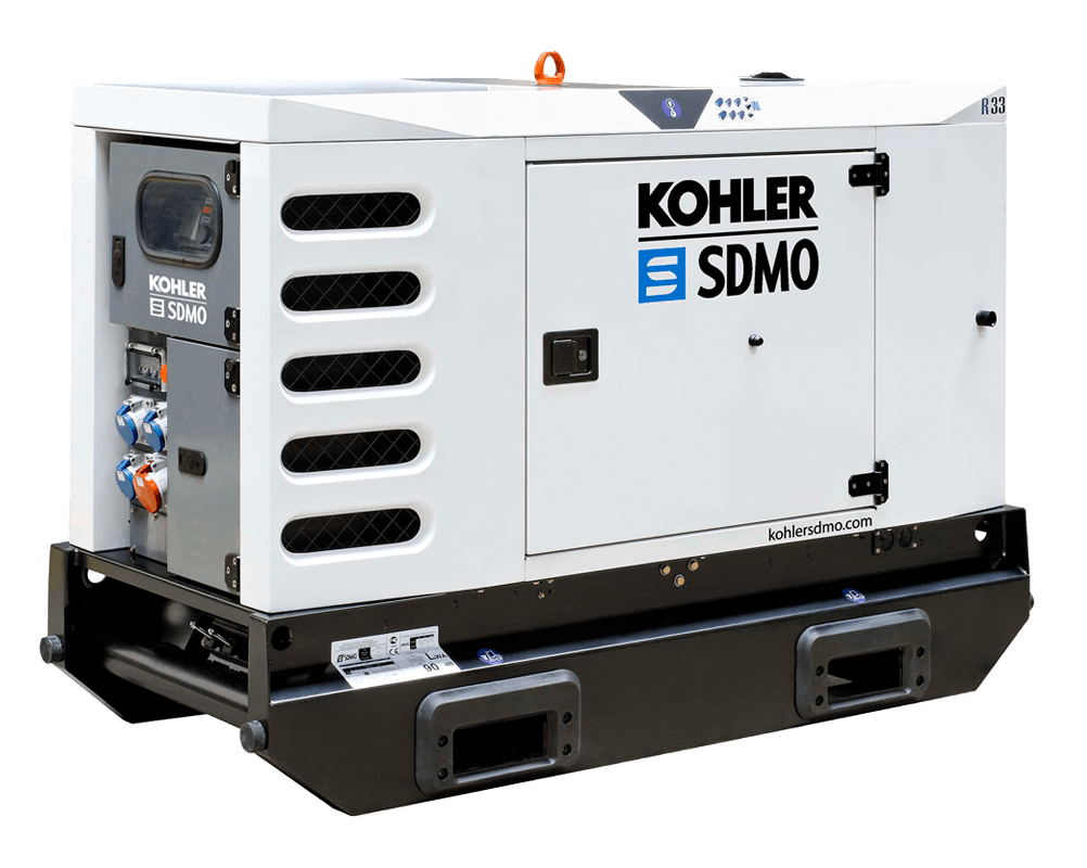 31 - 50 kVa Generators for sale